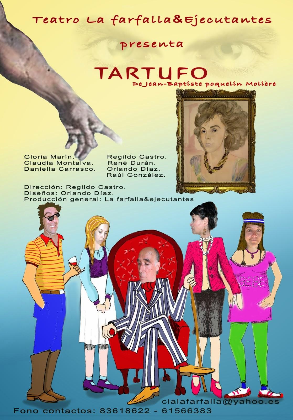 Obra Tartufo