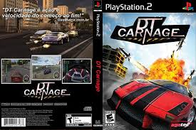 Link DT Carnage PS2 ISO Clubbit