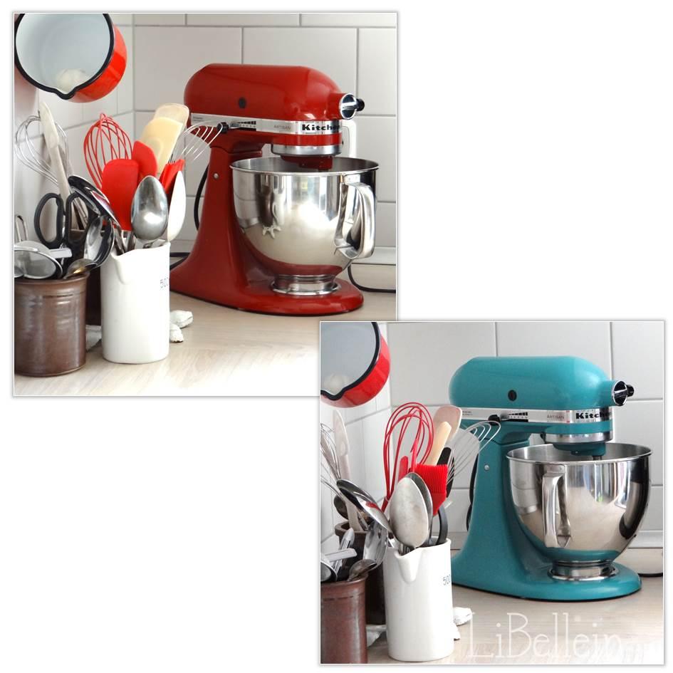 neue farbe f r meine kitchen aid. Black Bedroom Furniture Sets. Home Design Ideas