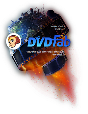 DVDFab 10.0.3.6 Final poster box cover