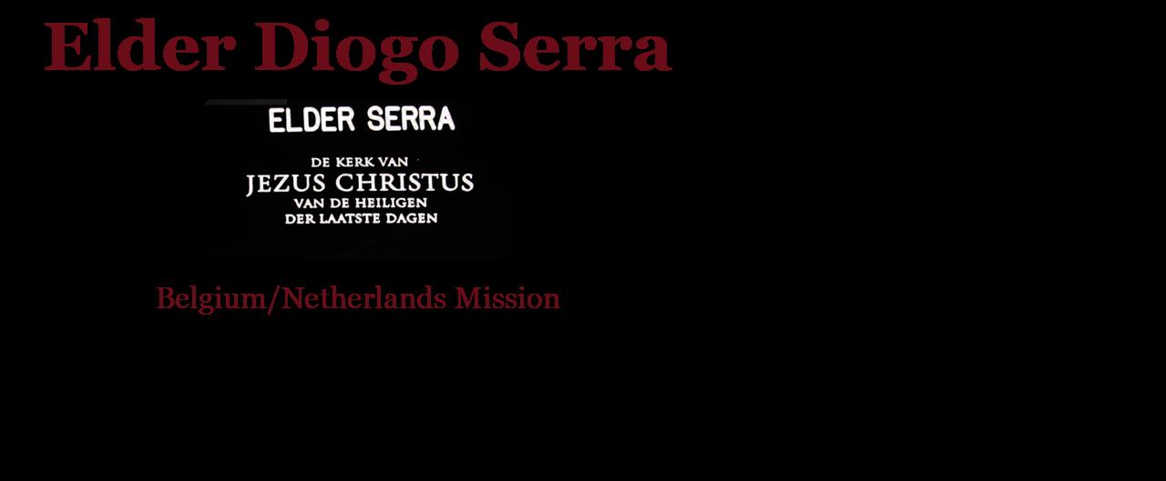 Elder Diogo Serra