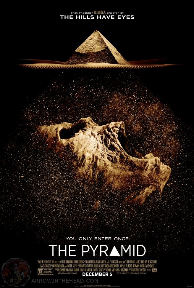 The Pyramid (2014) Poster
