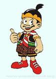 Mascot  JAMNAS 2001