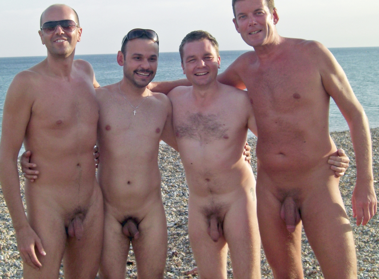 camps Gay men nudist