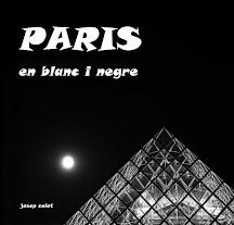 llibre PARIS EN BLANC I NEGRE (2013)