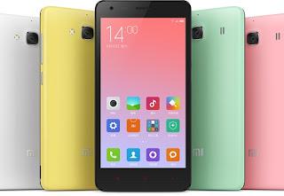 Xiaomi Redmi 2, Spek & Detail
