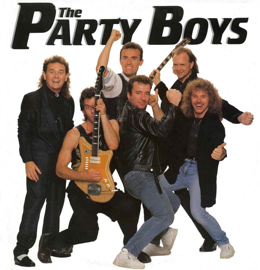 Rock Bands: Rock On Vinyl: The Party Boys