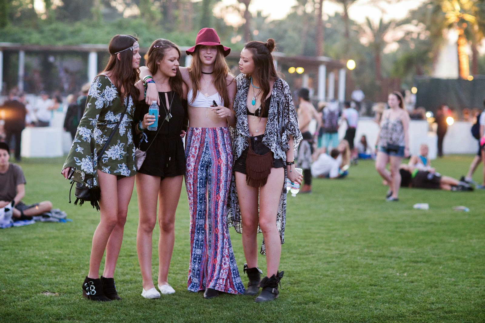 Cached Music festivals 2018 fashion