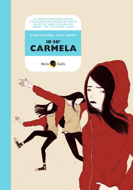 Io so' Carmela: e anche noi. 21 giugno presidio al Tribunale di Taranto. 6 luglio manifestazione nazionale a Roma
