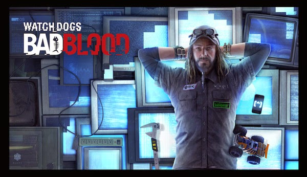 لعبة Watch Dogs : Bad Blood Review