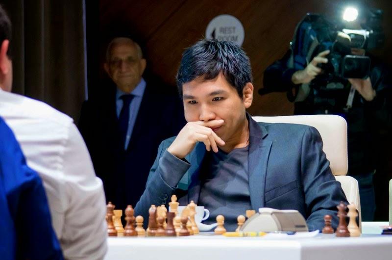 Shamkir Chess 2015. Wesley So