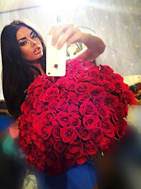 Bouquet Of Rosesteulugar