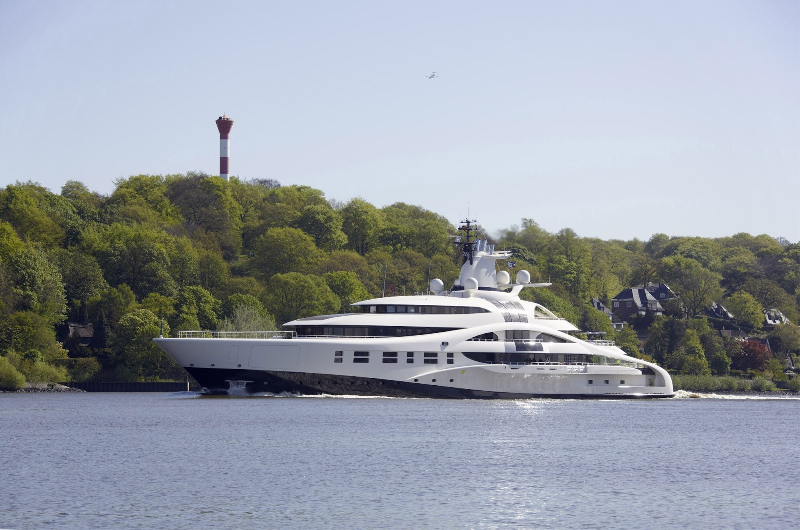 PALLADIUM Superyacht