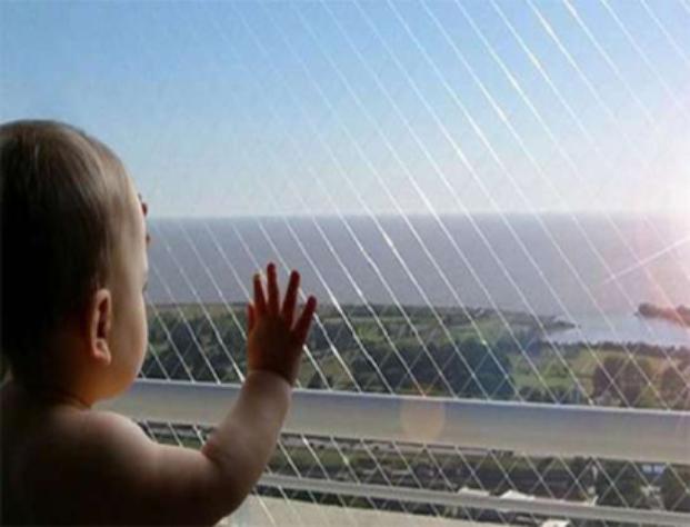 Seguridad en el Dormitorio Infantil mallas de seguridad para ventana