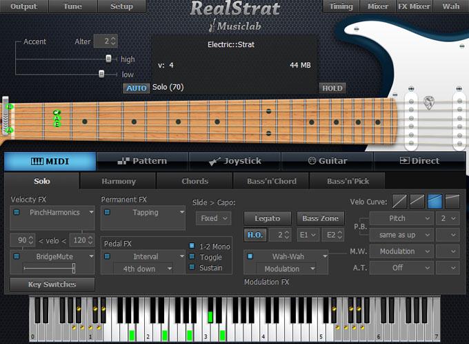 Скачать MusicLab - RealStrat 3.0.0 STANDALONE.VSTi.DXi x86 x64 через торрен