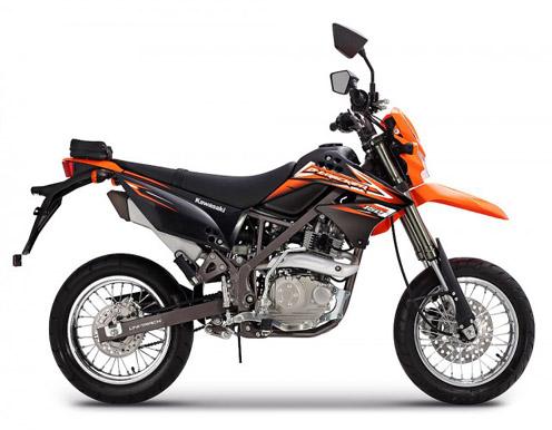 Kawasaki D-Tracker 150 Specs