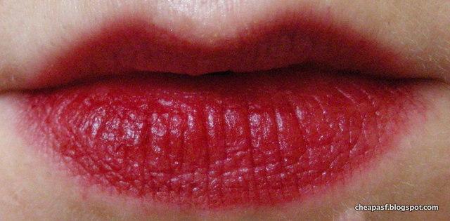 e.l.f. Essential Lip Stain in Crimson Crush