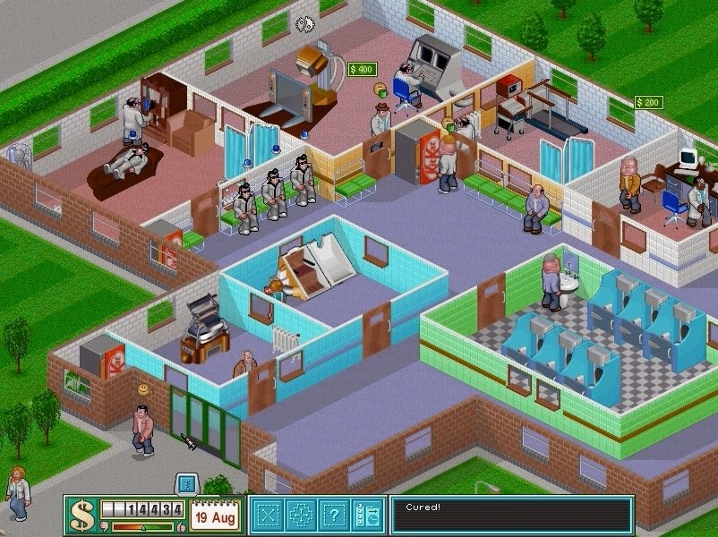Two Point Hospital [ PC ] Full version download - YouTube