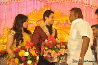 Celebraties at Actor Bharat n Jessy Wedding Reception Photos+%252858%2529 Actor Bharath n Jessy Wedding Photos