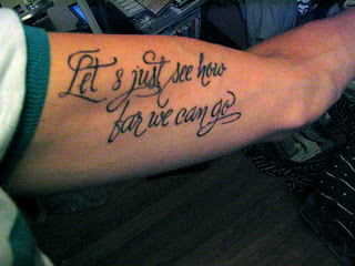 Script tattoo ideas picture 2012 new gallery tattoo for 2012
