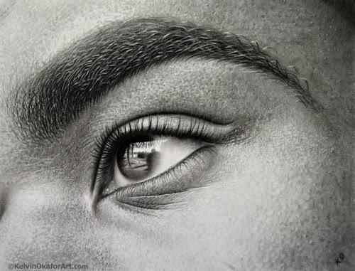 25-Eye-Kelvin-Okafor-Celebrity-Portrait-Drawings-Full-of-Emotions-www-designstack-co
