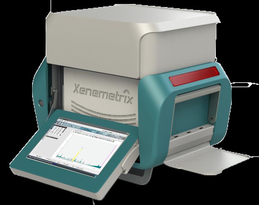 Espectrometros EDXRF para analisis elemental