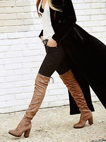 4 awesome knee boots