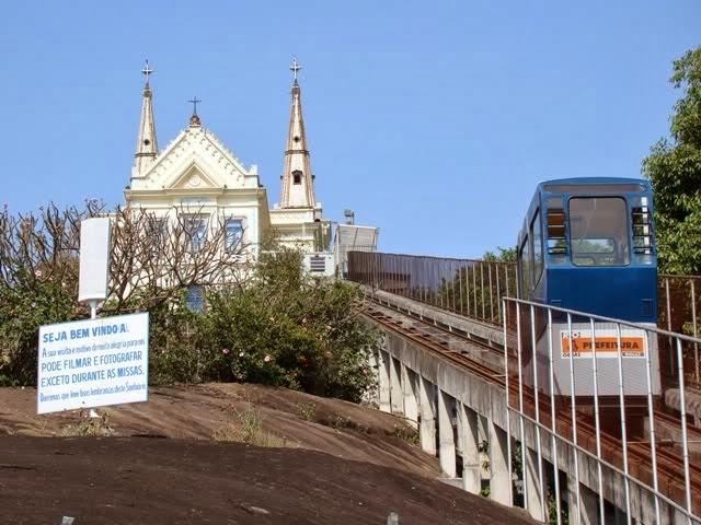 City tour Rio de Janeiro para Igreja da Penha