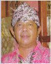Uke Kurniawan Pendiri Batik Banten