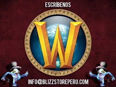Donde comprar World of Warcraft en Perú