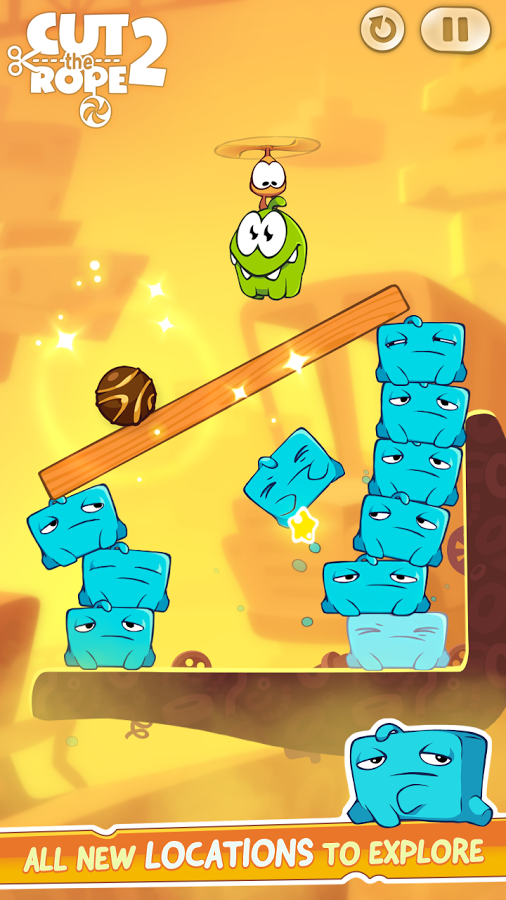 Cut the Rope 2 full apk game
