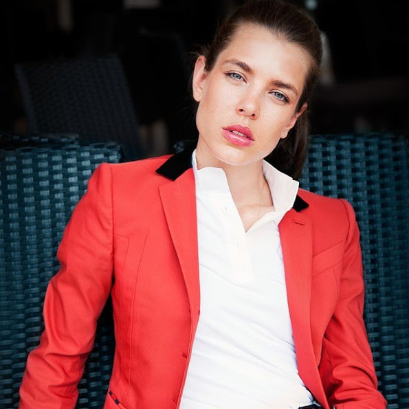 Charlotte Casiraghi New Photoshoot