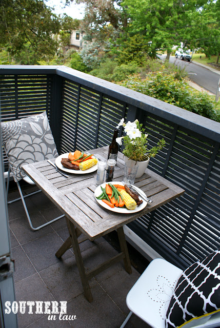 Dinner at Chrissy's Place AirBnB Birkenhead Auckland New Zealand