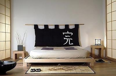 Estilo y hogar decoraci n estilo japon s - Habitaciones estilo japones ...
