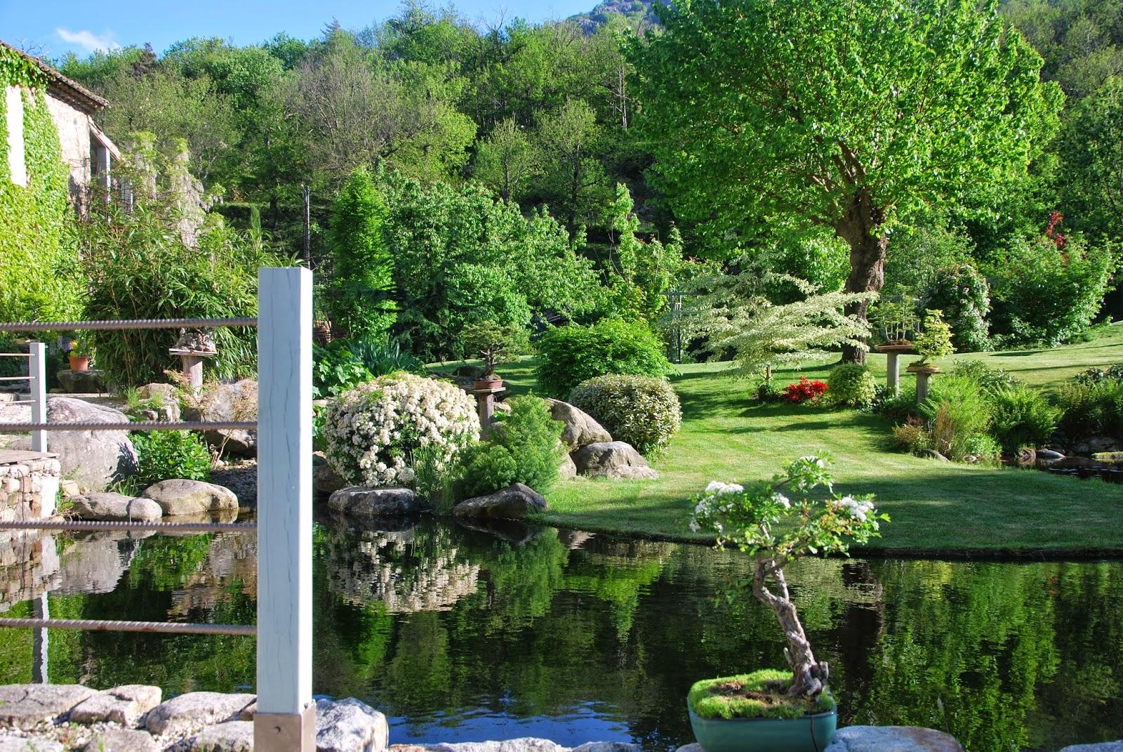 Le violon des ruisseaux jardin japonais for Jardin japonais yvelines