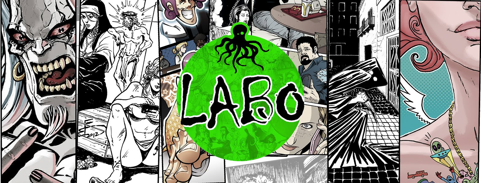 labo fumetto