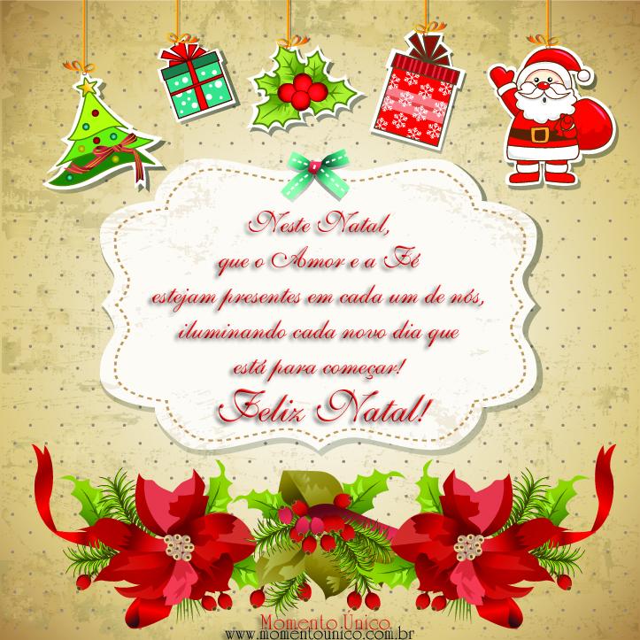 Momento Nico Feliz Natal