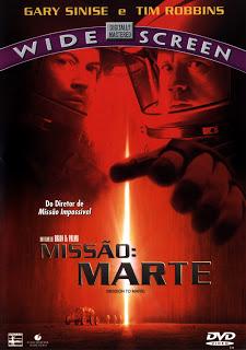 Filme Missão Marte Dublado AVI DVDRip
