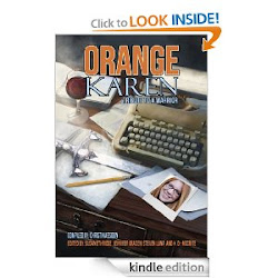 Available now- Orange Karen Anthology
