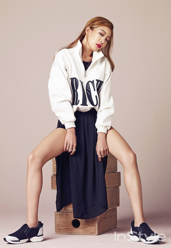 Jessi Amp Dok2 Raise Your Heels Daily K Pop News
