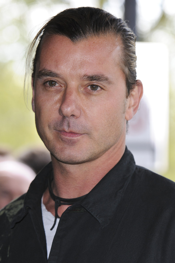 Gavin Rossdale Attends The Ivor Novello Awards At The Grosvenor House