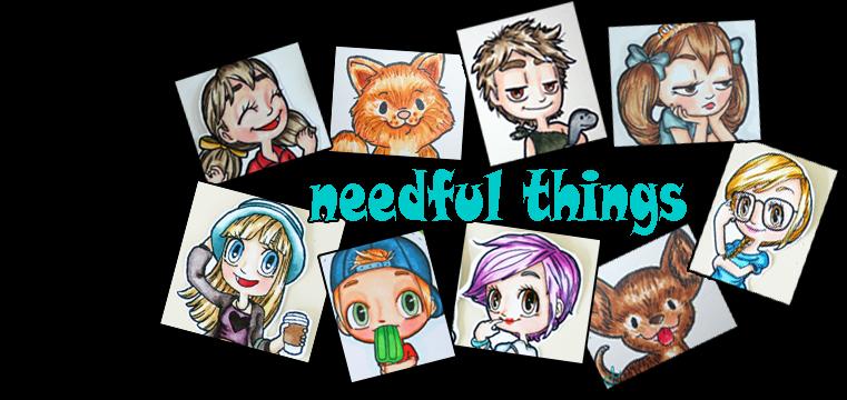 MelissaO - Needful Things