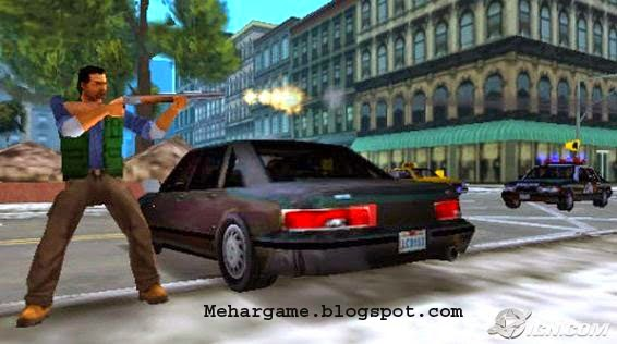 gta liberty city  for pc full version