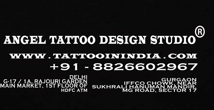 EK Onkar Tattoo Designs