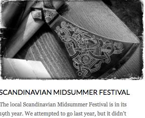 http://sarahannelawless.com/2014/06/23/scandinavian-midsummer-festival/