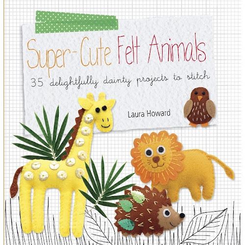 http://www.supercutekawaii.com/2014/02/super-cute-felt-animals-book-giveaway/