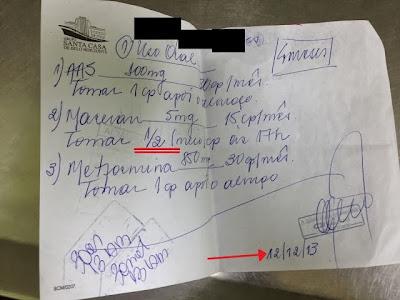 """Programa Mais """"Médicos"""": Erro grotesco de médico cubano; de fato não são médicos de verdade"""