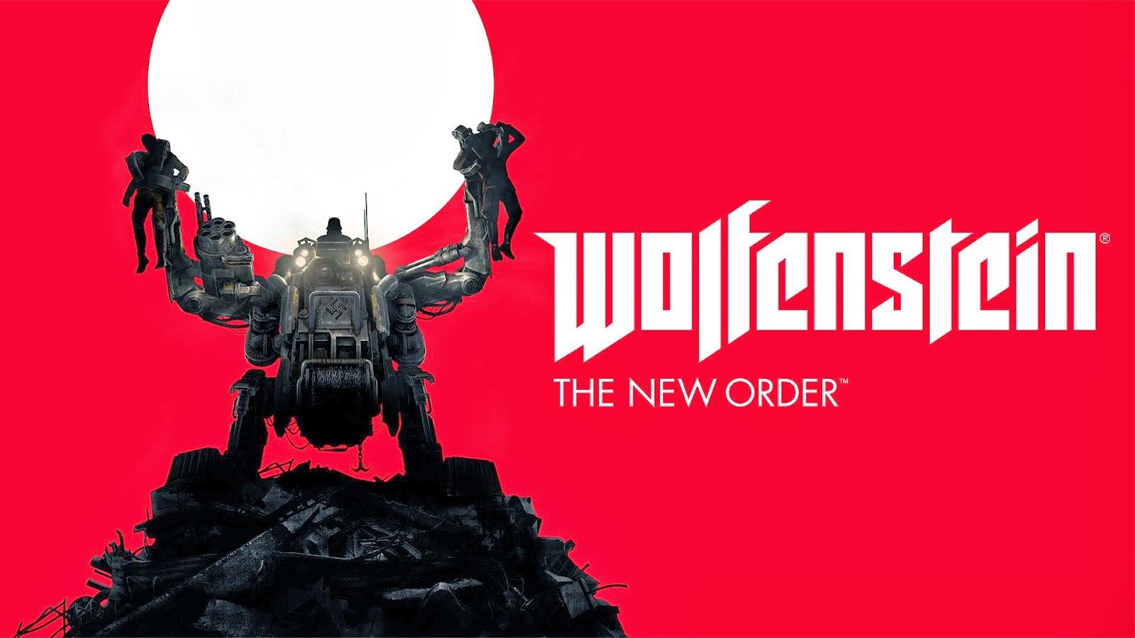 Wolfenstein The New Order a la venta el 20 de mayo