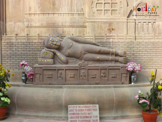 Statue of Sleeping Buddha