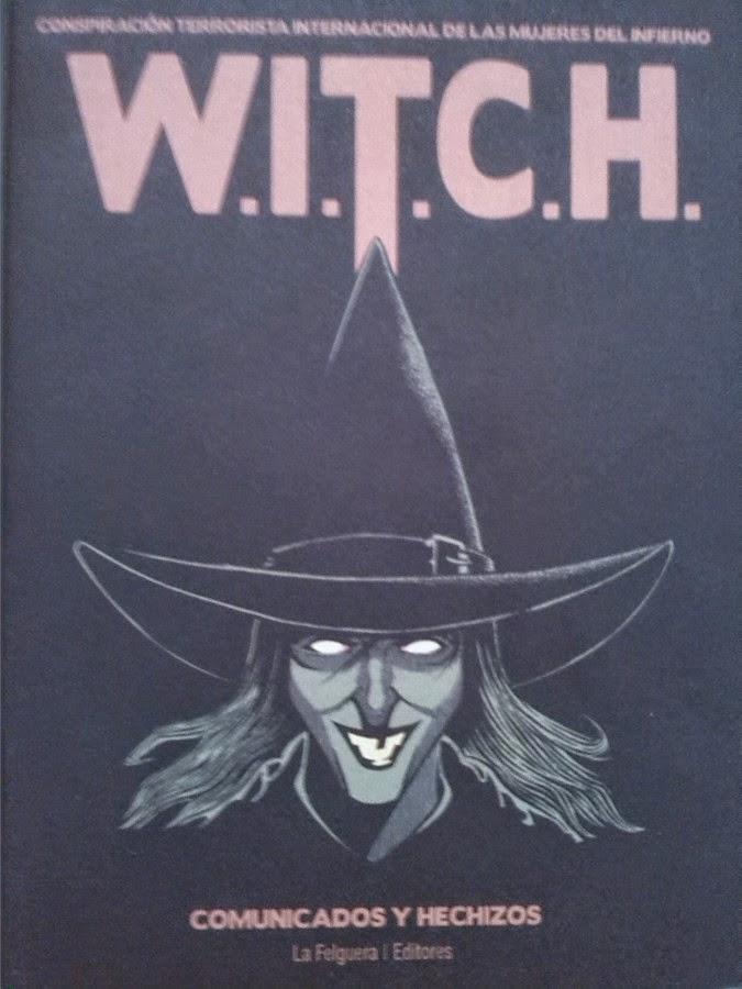 W.I.T.C.H. Comunicados y hechizos 1